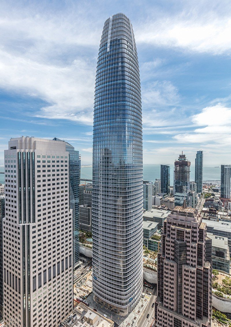 Torre de Salesforce, San Francisco