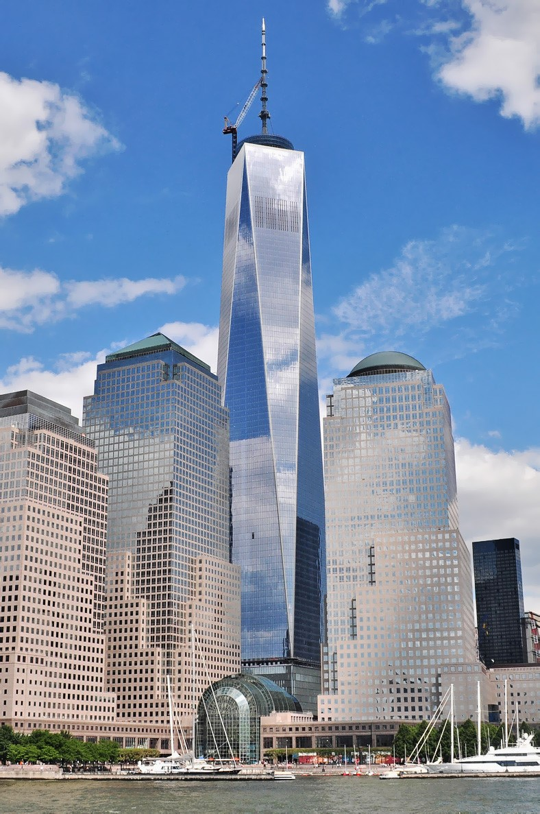 World Trade Center, expresión de reconstrucción en Nueva York